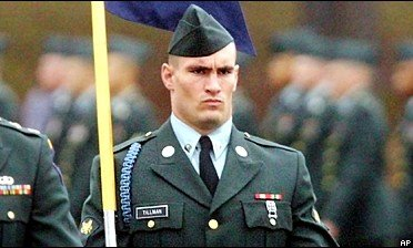 Lesson 10:  Is Pat Tillman Saved?