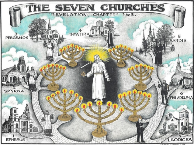Seven Churches of Revelation