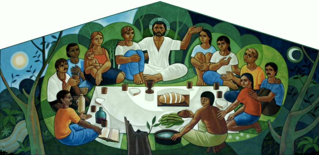 Liberation Theology in South America