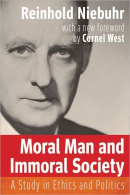 Moral Man, Immoral Society