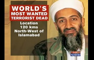 Lesson 3: Ben Laden's Assasination