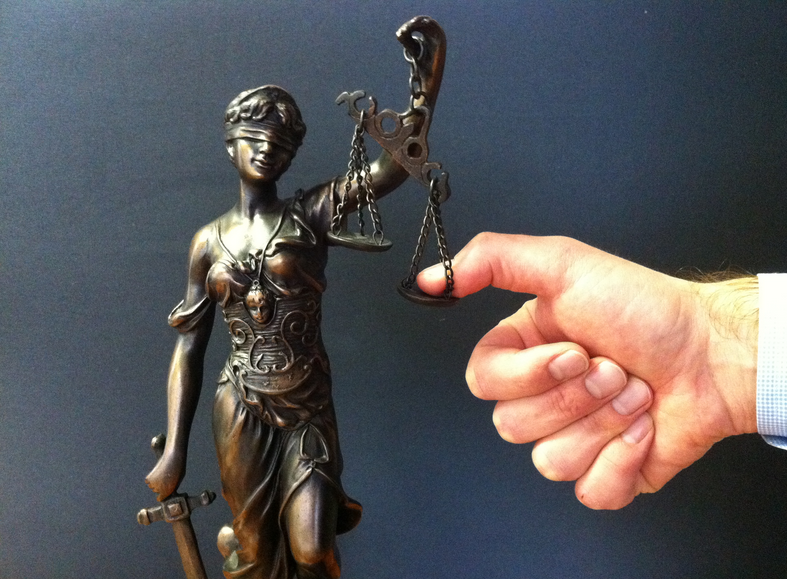 Thumb on the Scales of Justice