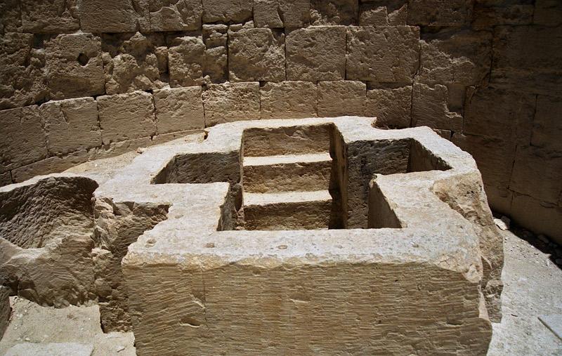 ancient baptistry