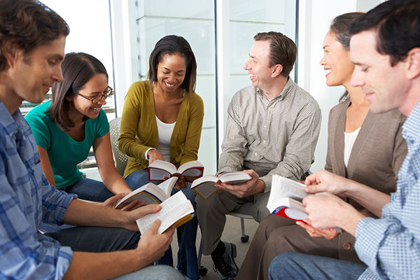 Being church together is a conversation followed by action