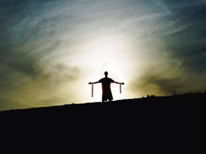 Freed by Christ