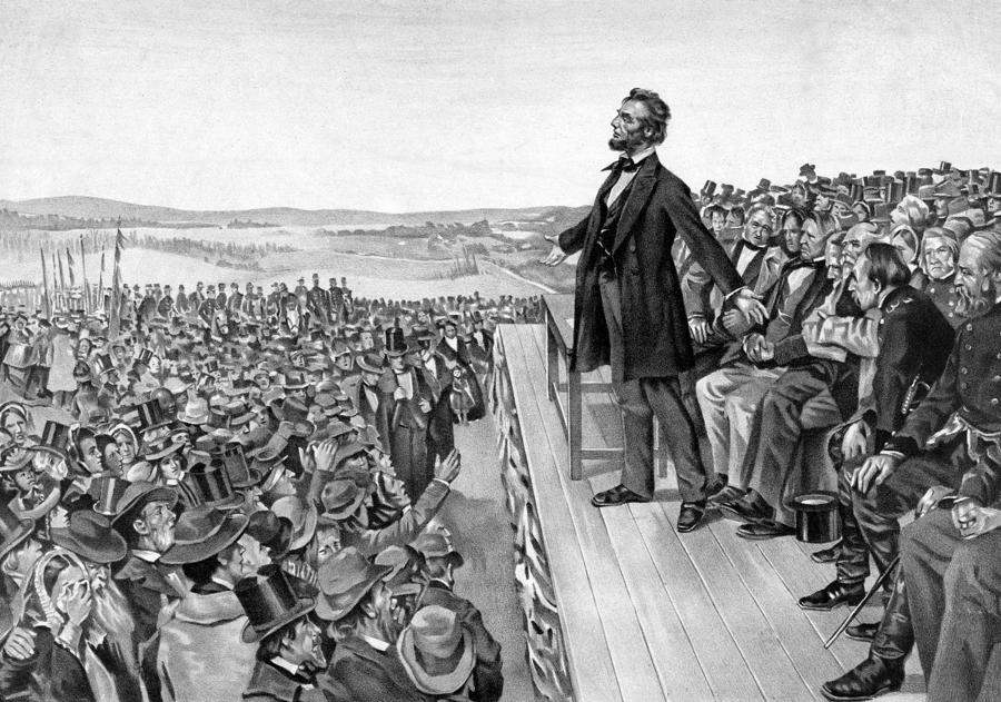 how abraham lincolns gettysburg address was influenced by the funeral oration of pericles