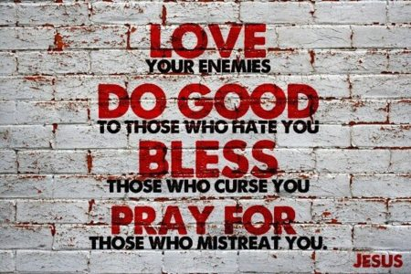 Lesson 13: How We Love Our Enemies