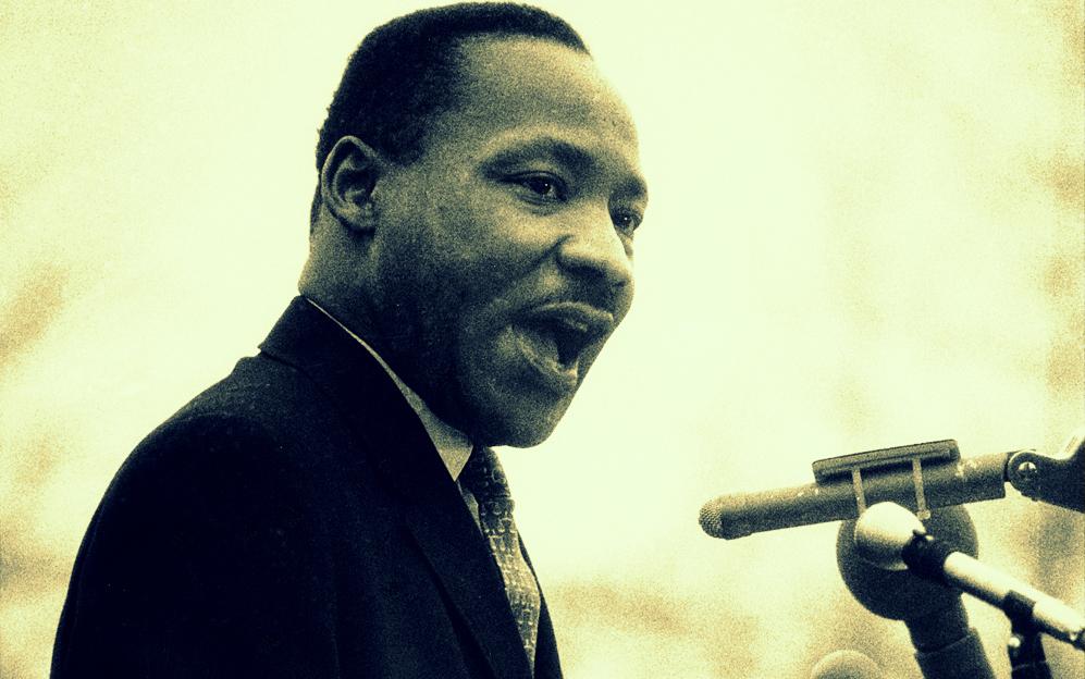 MLK Preaching