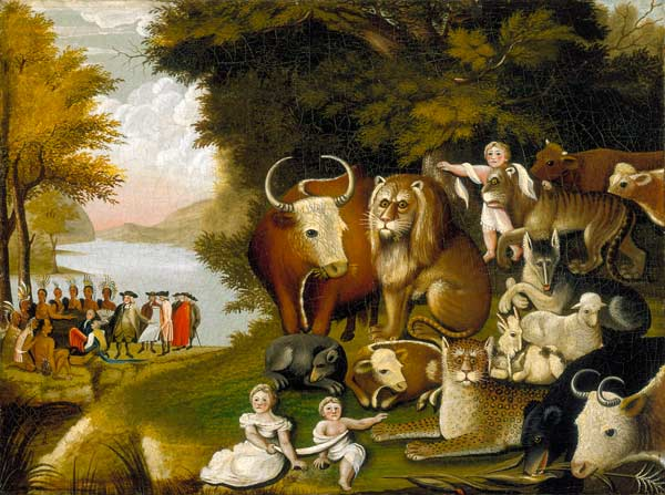 Lesson 13: The Peaceable Kingdom