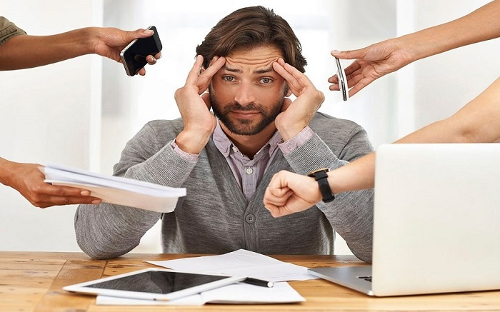 technology stress