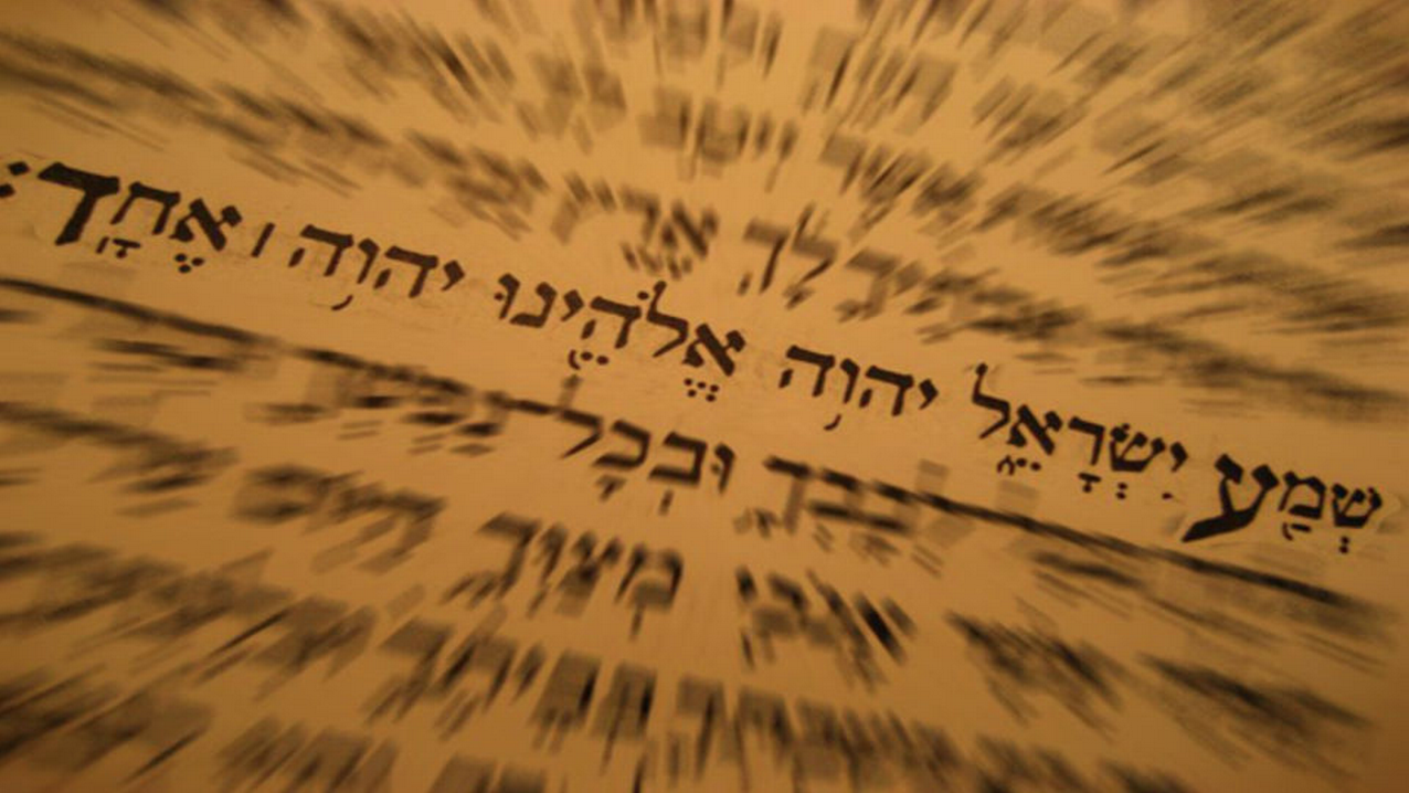 The words in the Torah