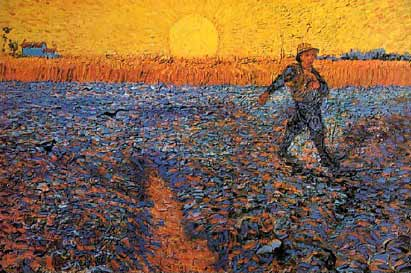 The Sower: Proper 10  (Pentecost 8)