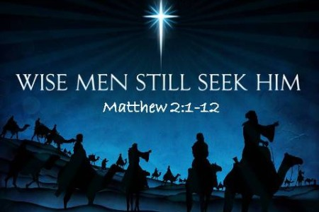 Wise Men Search for the Baby: Epiphany