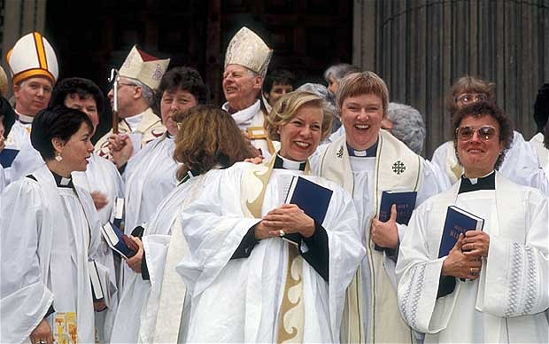 Women Bishops of the Episcopal Church