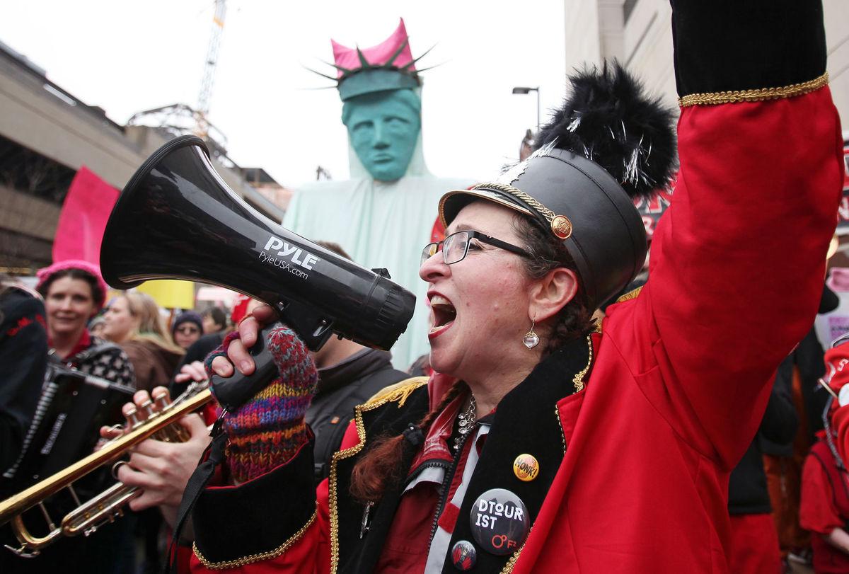 Womens March on Washington